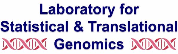 Laboratory for Statistical and Translational Genomics